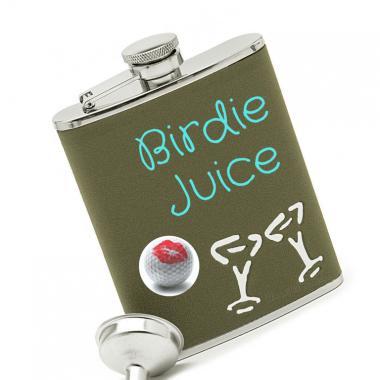 """Blog post: """"What's in your birdie juice?"""""""